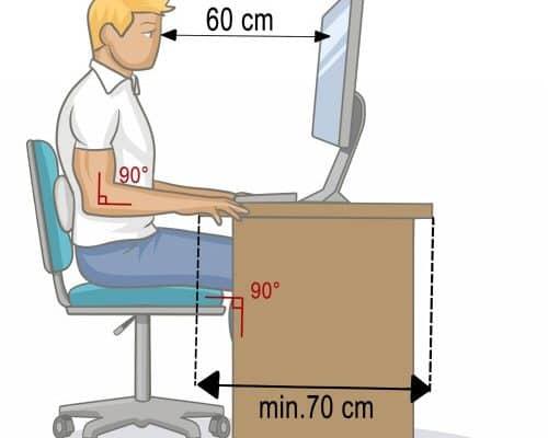 Comment avoir un bureau ergonomique ?